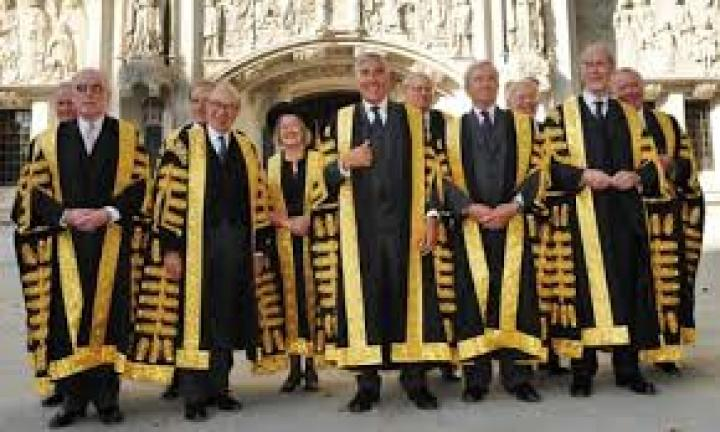 apointment of judges uk