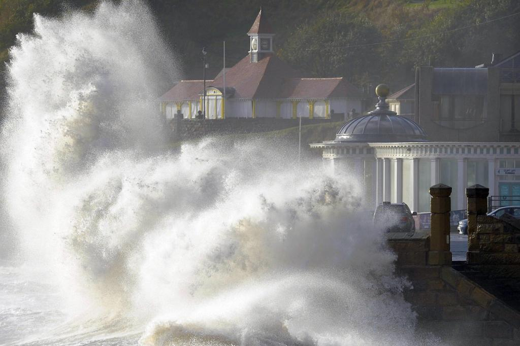 Waves at the Spa - via York Press